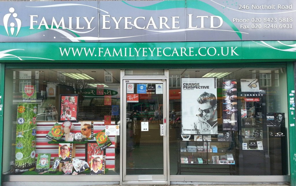 Optician in South Harrow, Northolt