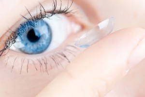 contact lenses harrow