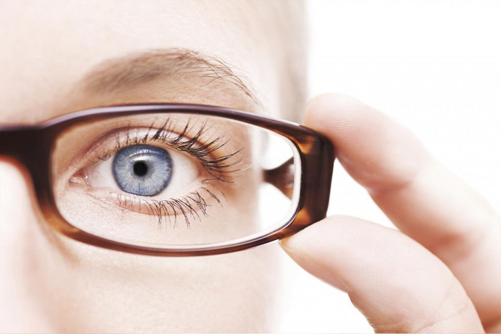 Optician in South Harrow with designer glasses