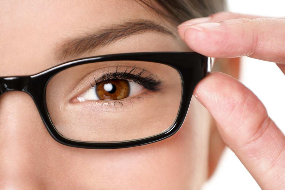 если зрение 1 какие очки нужны